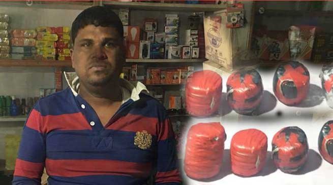 Barpeta- Explosive Recovered from a Shop
