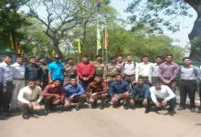Photo of Joint cycling expedition of Indian – Bangladesh Army