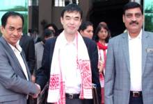 Photo of Japanese Delegation Visits Kaziranga University