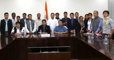 Khandu assures JWCAPTU to look into their demands