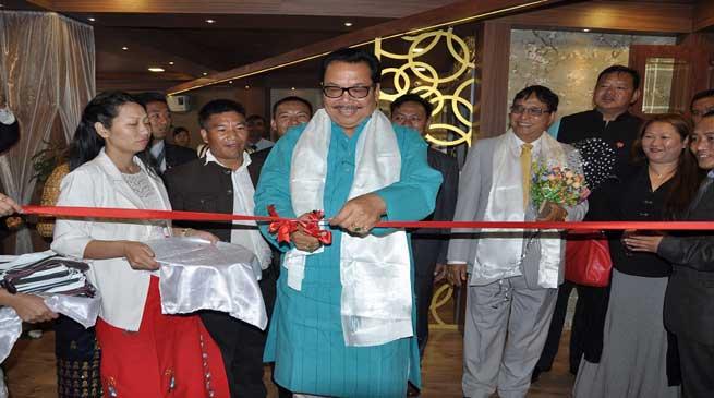Chowna Mein Inaugurates Kitchen King Restaurant