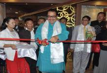 Chowna Mein Inaugurates Kitchen King Restaurant