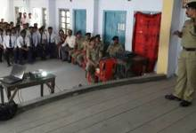Photo of BSF organsied Know Your Seema Prahari at Dhubri