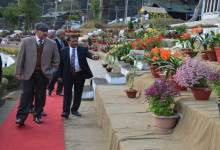 Shillong Military Station Garden Competition & Flower Show 2017