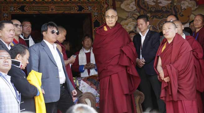 Tawang- Dalai Lama Arunachal Visit Concludes