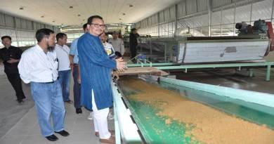 Chwona Mein Visits Integrated Farm of Farmer Tana Neka Tara