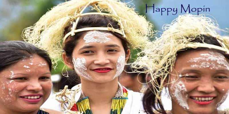 Arunachal- Galo Adi Celebrates Mopin Festival