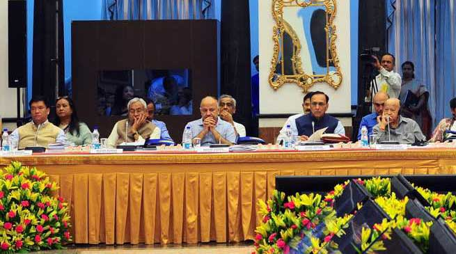 CM Khandu attends NITI Aayog Governing Council Meeting