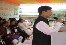 BJP will make New Arunachal- Tapir Gao