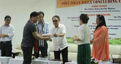 Itanagar- 100 Digi Dhan Mela Concludes