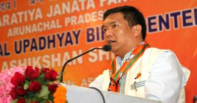 "Khandu Explain his "" Vision For Development of Arunachal"" in BJP 'Prashikshan Shivir'"