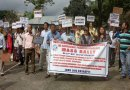 Director Audit & Pension attack case- CoSAAP take out protest rally