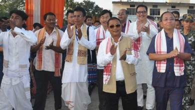 Photo of Different Communities Celebrates Rongali Bihu together at Mahadevpur