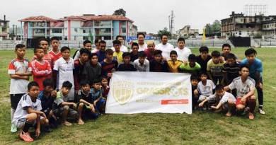 NEUFC's Grassroots Football Festival ends successfully