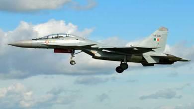 Photo of IAF Sukhoi-30 fighter jet goes missing near China Border