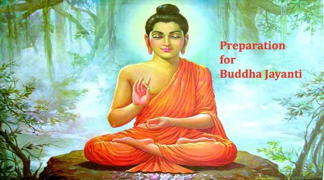TBS and IBCS preparing for Buddha Jayanti Celebration