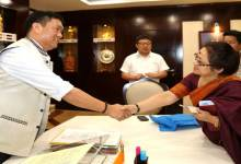 Film institute in Arunachal, very prestigious project- Khandu