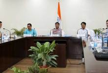 Khandu ask Officials- Prepare Road Map to Turn Arunachal as an organic state