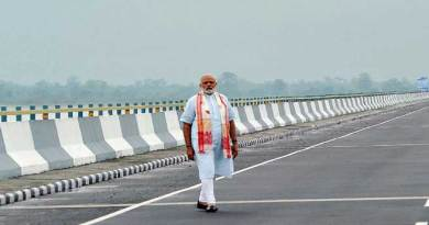 PM Modi inaugurates India's longest Dhola - Sadiya Bridge