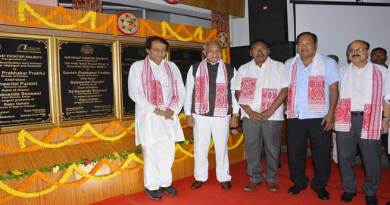 Prabhu Announces and inaugurates several Railway Projects