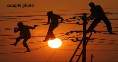 Power Supply Restore in Storm affected Areas in Papum Pare