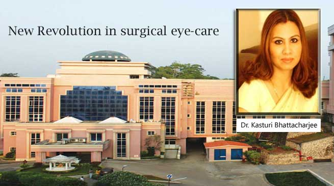 Dr Kasturi sets new revolution in surgical eye-care