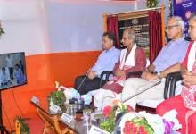 Suresh Prabhu Opens PRS Centre at Kamakhya Temple