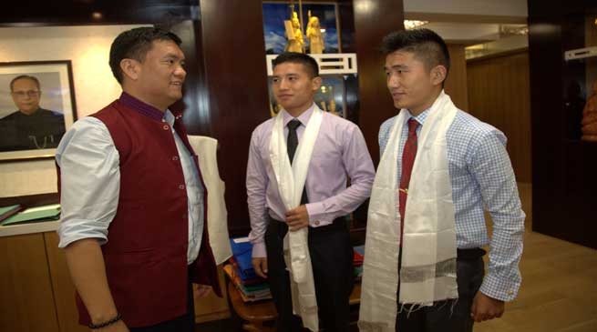 Cash Incentive Scheme for NDA Examination- Khandu Govt Initiative