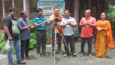 Photo of Kokrajhar- Mahurat of new Bodo film 'Gwswa Maniya' takes place