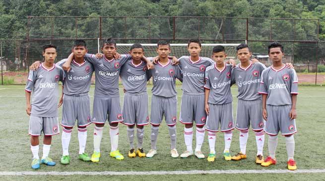 Shillong Lajong Signs Players For U-15 Team