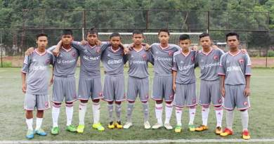 Shillong Lajong Signs Players For U-15 Team
