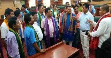 Sonowal Kachari Council team exposure visit to BTC