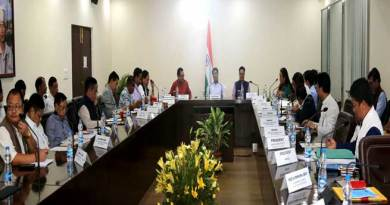 Arunachal- Meet convened on Chakma - Hajong refugee issue