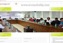 Khandu Launches eILP- One more step towards digital Arunachal