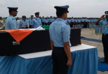 Photo of Assam-Dead bodies of Crashed Sukhoi-30 pilots recovered