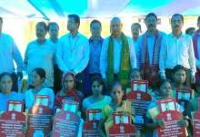 Photo of Hagrama Launches Pradhan Mantri Ujjwala Yojana in Kokrajhar