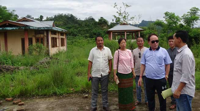 Tourism projects, Papum Pare,  lie abandoned