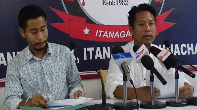 AdiSU demand immediate arrest of Tani Jongkey and culprits of Taying