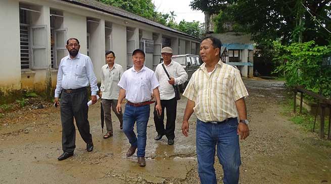 BJP, Minority Morcha , Ayurveda Regional Research Institute, Arunachal, Itanagar