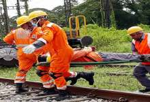 Photo of NF Railway organised Joint Mock Drill with NDRF