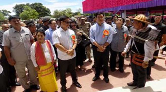 Rijiju inaugurates RIWATCH