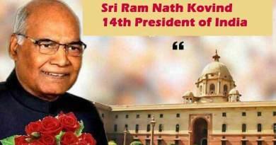NDA candidate Ram Nath Kovind elected 14th President of India