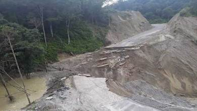 Photo of Arunachal- Sagalee cut off from rest of the world