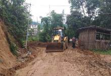 Photo of PWD Capital division A starts restoration of colony roads