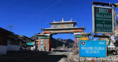 BRO to construct tunnels between Sela and Tawang near China Border