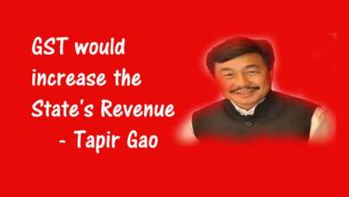 Photo of GST would increase the State's Revenue- Tapir Gao