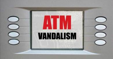 Two IRBN personnel arrested for ATM Vandalism