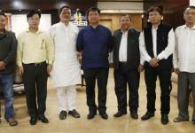 NPP lauded Khandu for initiating governance reforms
