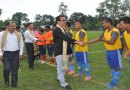 Deputy CM Chowna Mein Inaugurated 3rd ANYA Running Football Tournament
