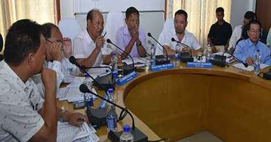 Arunachal Advance's the ODF target to December of this year